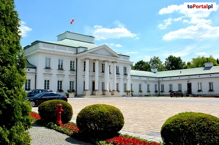 W niedzielę Belweder i Zamek w Wiśle otwarte dla zwiedzających.