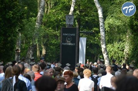 Udział Prezydenta RP w uroczystych obchodach 74. rocznicy Powstania Warszawskiego.