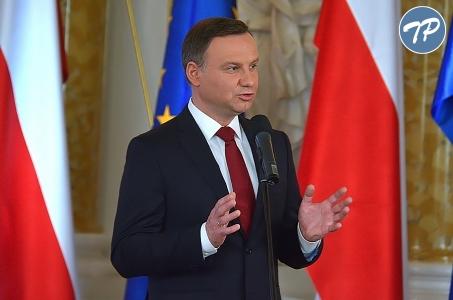 Prezydent wręczył nominacje sędziowskie.