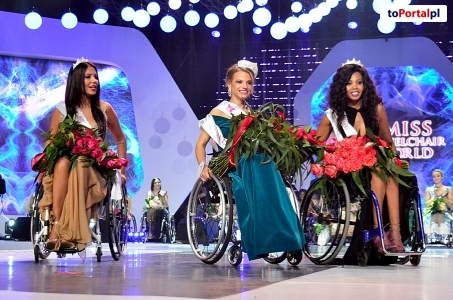 Miss Wheelchair World 2017 - gala finałowa.