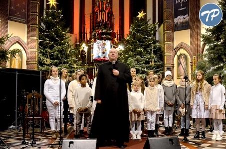Koncert Kolęd Tradycyjnych  i Pieśni Bożonarodzeniowych w Parafii pod wezwaniem Św. Mikołaja w Raciborzu.