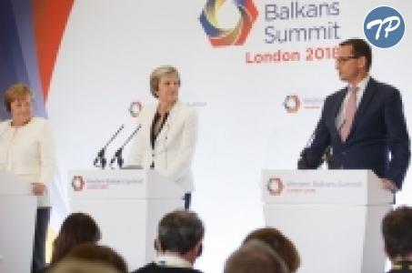 Premier po spotkaniu w ramach Procesu Berlińskiego.