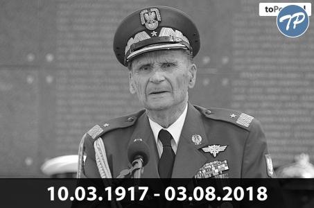Nie żyje generał Zbigniew Ścibor-Rylski.