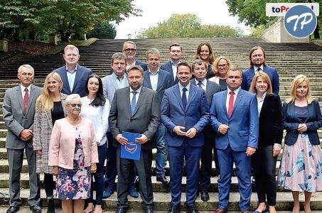 Koalicja Obywatelska zaprezentowała kandydatów do Rady m.st. Warszawy.