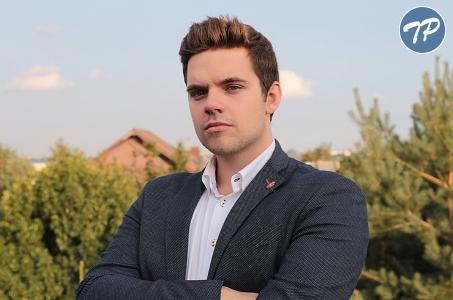 Warszawa. Dawid Kacprzyk kandyduje do Rady Dzielnicy Ursus.