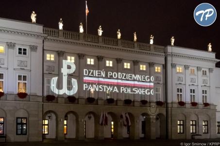 79. rocznica powstania Polskiego Państwa Podziemnego.