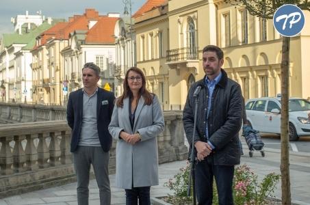 Warszawa. Ulica Miodowa w zupełnie nowej odsłonie.
