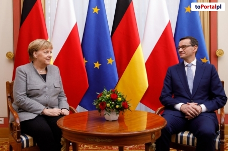 Polsko-niemieckie konsultacje międzyrządowe.