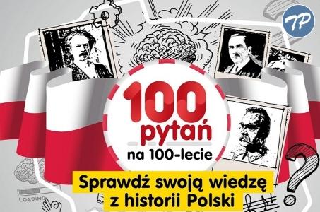 Warszawa. 100 pytań na 100-lecie niepodległości Polski.