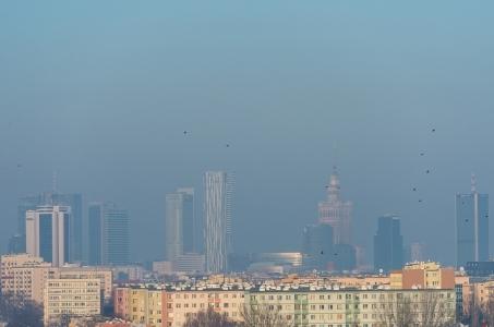 Uwaga na smog! Może być rakotwórczy.
