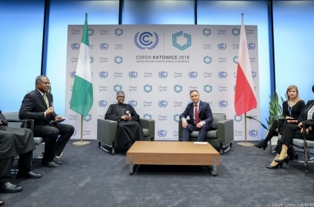 Spotkania bilateralne Prezydenta RP w ramach COP24.