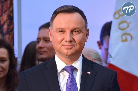 Prezydent Andrzej Duda zgodny z przedstawicielami samorządu mazowieckiego.