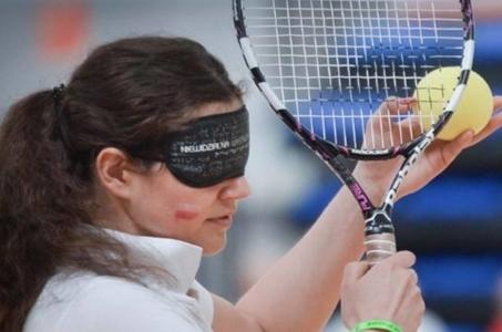 Warszawa. W najbliższą sobotę niewidomi tenisiści powalczą w turnieju na Ochocie.