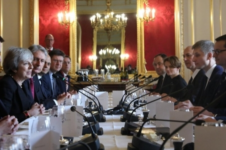 Konsultacje międzyrządowe w Londynie.