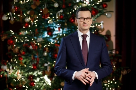 Życzenia premiera Mateusza Morawieckiego.