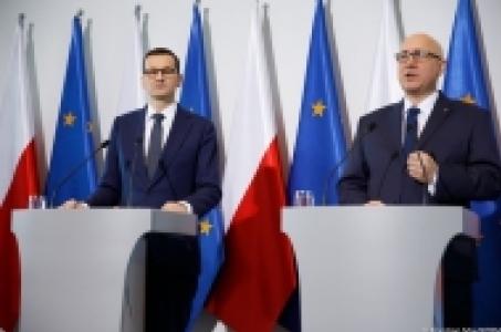 Premier Mateusz Morawiecki o tragedii w Koszalinie.