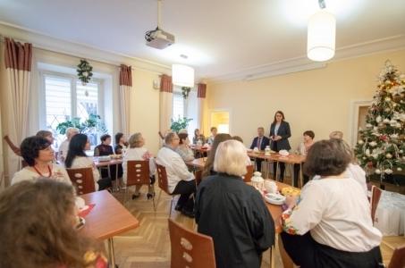 Warszawska pomoc ukraińskim nauczycielom z Donbasu.