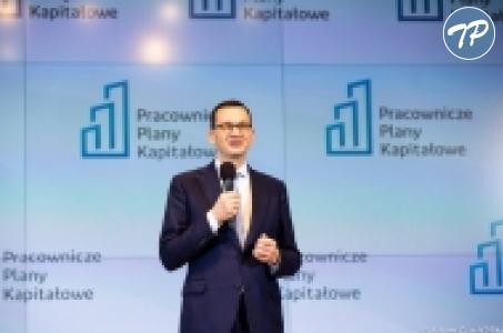 Mateusz Morawiecki o Pracowniczych Planach Kapitałowych.