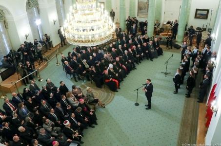 Mimo różnic wiary i pochodzenia tworzymy narodową wspólnotę.