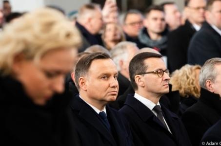 Ostatnie pożegnanie prezydenta Gdańska.