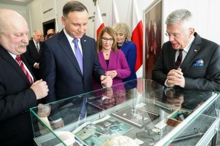 Prezydent: Zbigniew Religa był wielbicielem człowieka i życia.