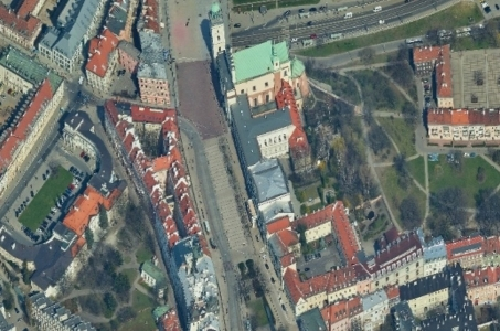Warszawa. Park Miniatur Województwa Mazowieckiego.