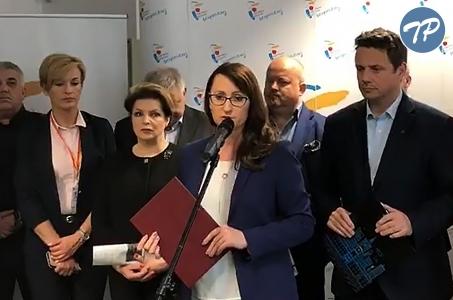 Warszawa. Strajk nauczycieli w liczbach.