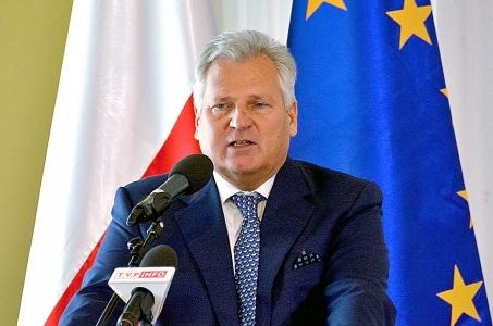 Dyskusja z udziałem Prezydenta Aleksandra Kwaśniewskiego.