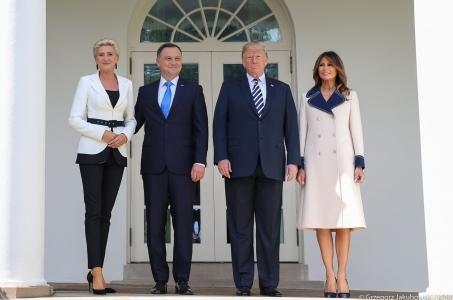 12 czerwca Para Prezydencka złoży wizytę w Białym Domu.