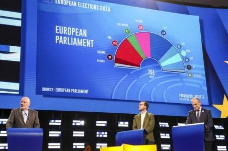 Belgowie liderem frekwencji w eurowyborach - zagłosowało ponad 88 proc. wyborców.