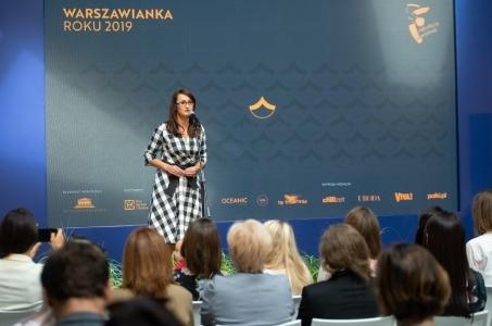 Plebiscyt Warszawianka Roku i Warszawianka Przemian - nominacje.