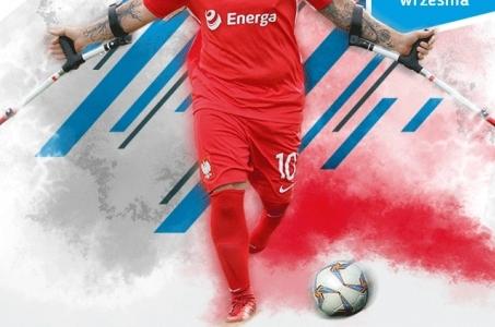 Warszawa. Amp Futbol Cup 2019 - sport, odwaga i waleczność.