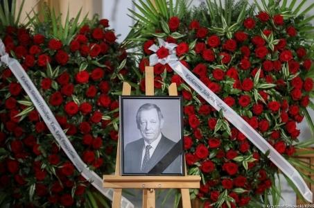 Uroczystości pogrzebowe śp. prof. Jana Szyszko.