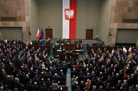 Sejm przeciw manipulacji i zakłamywaniu historii przez polityków Federacji Rosyjskiej.