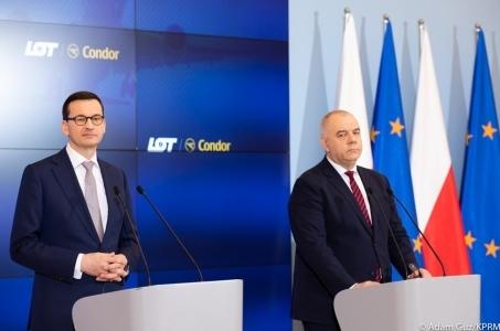 Polska Grupa Lotnicza - właściciel LOT Polish Airlines, przejmuje niemiecką linię lotniczą Condor Airlines.