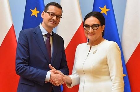 Izabela Kloc: Brukselski szczyt wzmocni pozycję Polski.