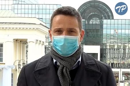 Warszawa. W miejskich szpitalach brakuje szczepionek przeciw COVID-19.