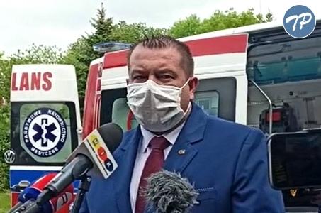 Eko-Okna  zainwestowały w bezpieczeństwo powiatu raciborskiego.