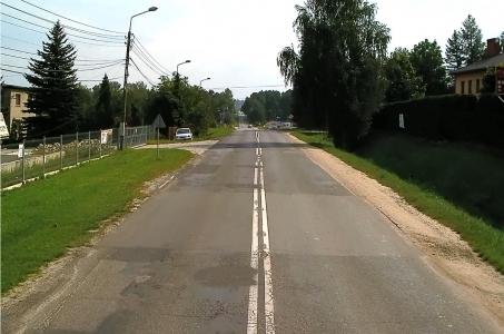 Śląskie. Przebudowa Drogi Wojewódzkiej 929.