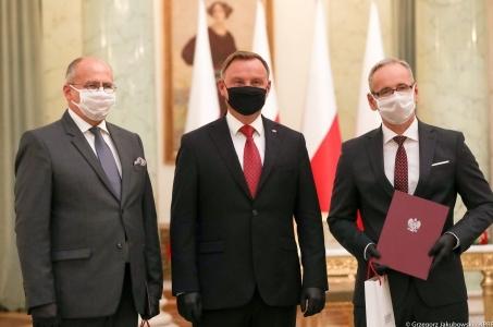 Zmiany w składzie Rady Ministrów.
