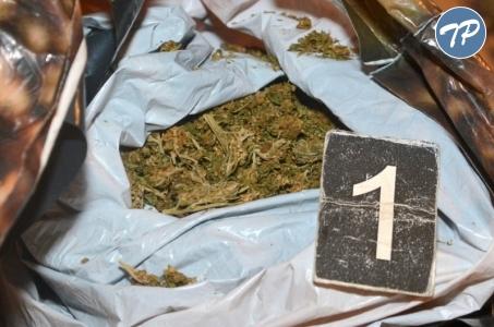 Narkotyki za ponad 330 tys. złotych wyeliminowane z rynku.