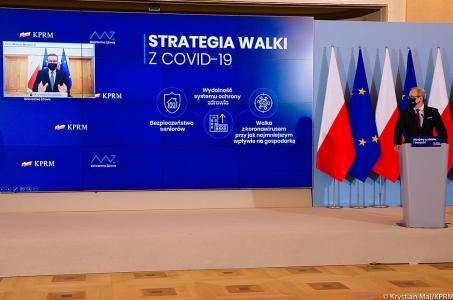 Mateusz Morawiecki: Nie ma ważniejszego zadania...niż walka z COVID-19!