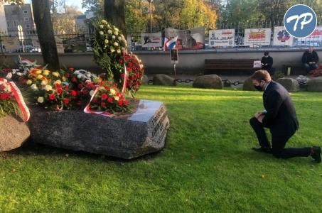 Jacek Ozdoba: 36 lat temu komuniści zamordowali błogoslawionego księdza Jerzego Popiełuszkę.