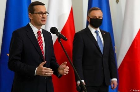 Mateusz Morawiecki: W kolejnych latach będziemy przeznaczać duże sumy na służbę zdrowia.