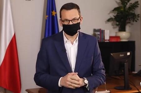 Mateusz Morawiecki: Uchwaliliśmy niezbędne przepisy, ale samą ustawą nie wygramy z epidemią.