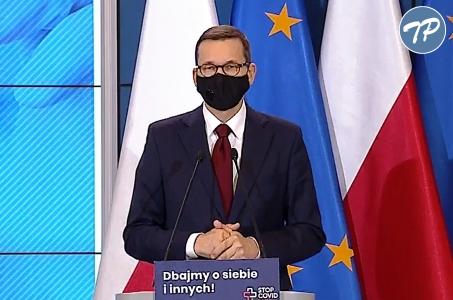 Mateusz Morawiecki: Nastąpił przełom w pracach nad szczepionką na COVID-19.