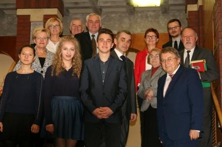 Rybnicka Filia UE Katowice wspomina 5. rocznicę pierwszego posiedzenia Rady Wydziału.