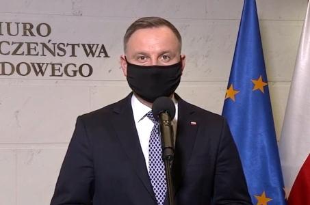 Andrzej Duda:  Nie zostawimy naszych rodaków samych sobie.