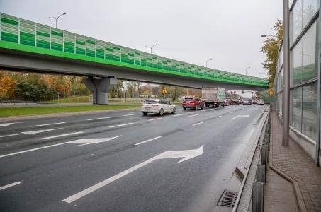 Warszawa. Umowa na drugą estakadę w ul. Marsa podpisana.
