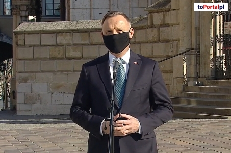 Prezydent na Wawelu oddał hołd ofiarom katastrofy smoleńskiej.